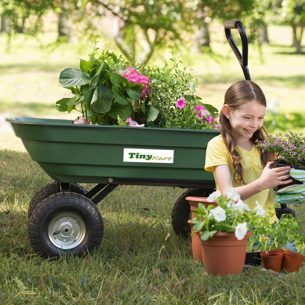 Chariot de jardin Tiny